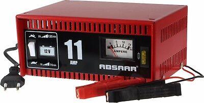 ABSAAR Batterieladegerät 11 Ampere 12 Volt KFZ Ladegerät - Dieselfahrzeuge d'occasion  Expédié en Belgium