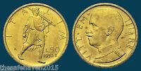50 Lire Oro Littore 1932 Anno X Periziata (spl) -  - ebay.it