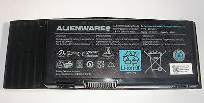 Batterie D'ORIGINE Alienware BTYVOY1 M17x M17x R3 M17x 7XC9N C0C5M 318-0397