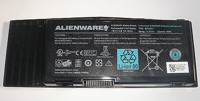 Original Battery DELL Alienware BTYVOY1 C0C5M 318-0397 90Wh GENUINE Battery