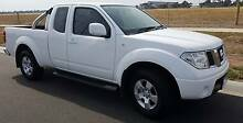 2014 Nissan Navara D40 Series 8 ST-X Utility King Cab 4dr Auto Gladstone Park Hume Area Preview