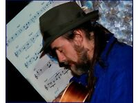 Al Bampton - Professional Guitar and music tutor / Leeds (specialist AQA GCSE/A-level support)