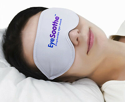 EyeSoothe Blepharitis Heat Eye Mask Soothes & Reduces MGD & Dry Eye Syndrome