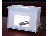GRAVITIS® Portable Mini Photo Studio Box
