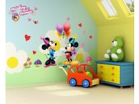 fab wall stickers BRAND NEW for kids