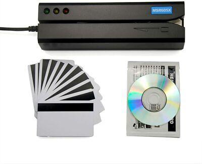 Stripe Card Reader Writer Encoder Maker Magnetic Program Bank Business Swipe Id