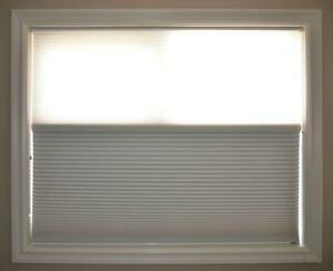 Levelor Cellular Shades - various sizes