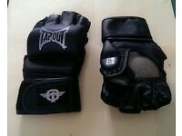 Tapout MMA Grappling gloves size S/M