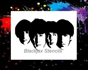 beatles stencil by heinpold - photo #19