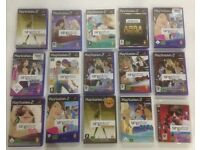 SingStar collection x 15