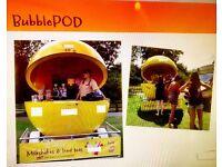 exhibition bubble pod