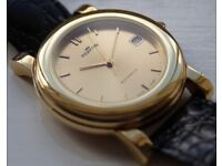 Fortis automatic mechanical wristwatch - new old stock - '90s Vintage - 577-36-46