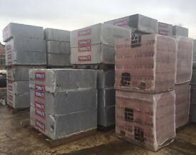 🏡 THERMALITE BLOCK, TRENCH BLOCK, ENGINEERING/ BUILDING BRICKS > NEW PACKS