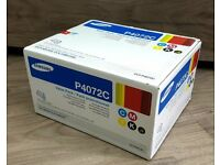 Original Samsung Toner Cartridge Value Pack P4072C, compatible with CLP-320/325, CLX-3180/3185