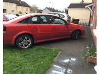 Vauxhall Vectra VX52LWR Lowered 52 plate, 6 months MOT, drives great, paintwork requires attention.