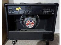 Laney 120 watt guitar amp
