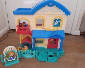 Fisherprice play house