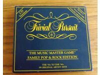 Trivial Pursuit The Music Master Game