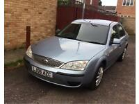 Diesel Ford Mondeo TDCI. Low mileage.Very good condition