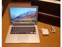 "Apple MacBook Air ""Core i5"" 1.7 GHz 13"", 4GB, 128GB SSD, HD 5000, 2011, A1369"