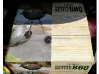 43cm Charcoal Kettle BBQ unopened