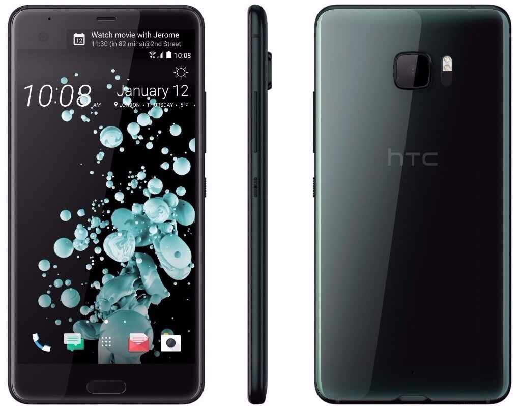 NEW Latest HTC U Ultra64GBBrilliant Black Android Phone UK SEALED STOCK o2in Bursledon, HampshireGumtree - New HTC U Ultra 5.7 Inch Dual Sim 12MP 64GB Factory Unlocked Android Smartphone PLUS FREE BUMPER CASE AND WIRELESS CHARGER Comes with HTC U Ultra 5.7 Inch Dual Sim 12MP 64GB Factory Unlocked Android Smartphone HTC 12 Months Warranty Original HTC USB...