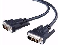 BELKIN DVI to DVI 10m cable, very high quality...18 pins