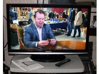 Panasonic TX-L37G15B 37 inch Full HD LCD TV w/ Freeview & Freesat HD