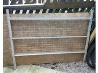 Ifor Williams Ladder Rack