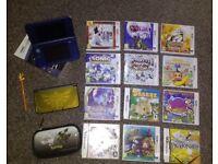 Unwanted Birthday presents Nintendo 3 DS XL x2 & Games