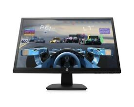 HP 27o 27'' LED Gaming Monitor 1920 x 1080 Pixel Full HD 1 ms HDMI Brand New warranty sealed