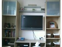 Ikea side cabinets