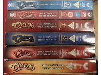 Cheers - Series 1-6 Box Sets