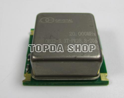 used 1pc  OCXO OE02-3.3T-PK28.8-20A 20MHZ
