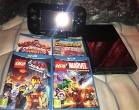 Wii u for sale or swap