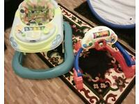 Baby walker &fisher price