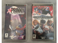 2 PSP Games for Sale