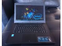 Asus X453 Quad Core laptop *14in screen, 4Gb ram, 500Gb Hdd, HDMI, USB3, BT