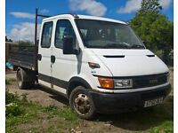 Iveco 35C11Daily tipper, 10 months MOT, low mileage for age!
