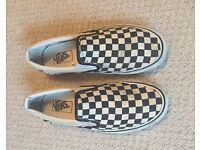 Vans Size 7 UK