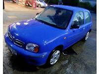 Nissan Micra 1Litre With Mot