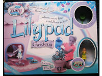 My Fairy Garden Lilypad Gardens, boxed and unused.