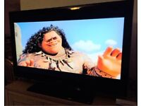 """Samsung 46"""" LCD TV Full HD 1080p With Stand"""
