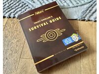 Fallout 4 Vault Dweller's guide. Paperback book. New.