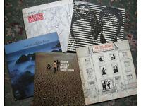 """10 x 12"""" Vinyl records : Shadows , Conlee"""