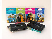 6 Cassette Romantic Story Tapes by Mills and Boon
