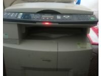 PANASONIC DP1820 LASER PHOTOCOPIER/SCANNER/FAX (ALL IN ONE) FOR SALE