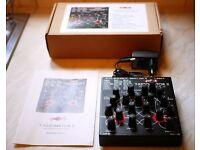 Jomox T-Resonator II - Stereo Analog Filter + Delay box