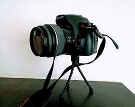 Digita Camera Sony SLR-A230