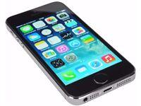 Apple iPhone 5S Smart Phone - 16GB Space Grey - Vodafone